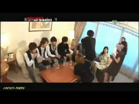 [Eng Sub CC] SS501 Interview on HK's TVBPV 090707 (Part 1/4)