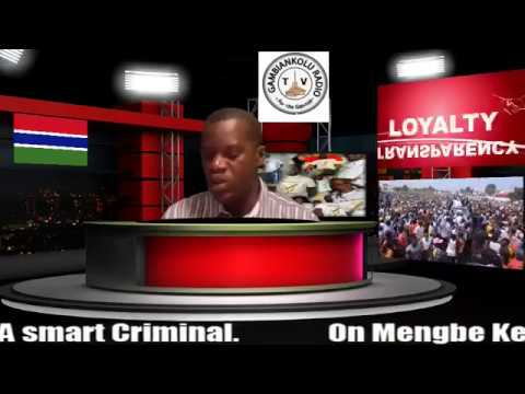 Amadou Banjul Samba A Smart Criminal