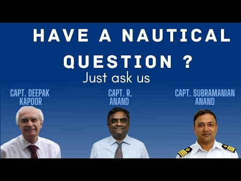Have a Nautical question ? Just ask us | Episode 2 | HIMT