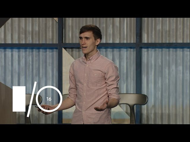 Deep Dive into the Realtime Database - Google I/O 2016