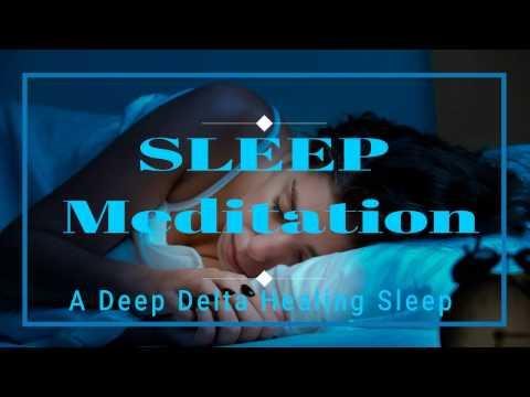 SLEEP Meditation   Deep Delta   Healing   Sleep   Rain   Isochronic Tones Only