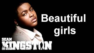 Gambar cover sean kingston - beautiful girl (  hd  )