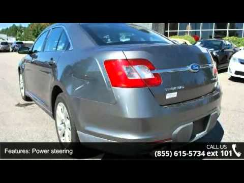 2011 Ford Taurus SEL - autoPROS Columbia - 3 DAY EXCHANGE...