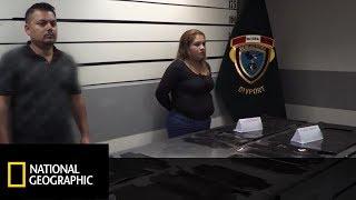 Para przyłapana na próbie przemytu narkotyków [Alarm na lotnisku]