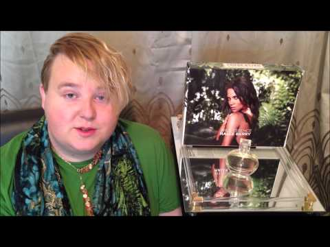 Perfume Dude BB: WILD ESSENCE by Halle Berry fragrance review