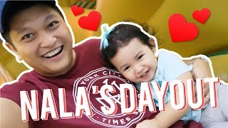 Nala's Day Out with Daddy VJ!!  | Camille Prats