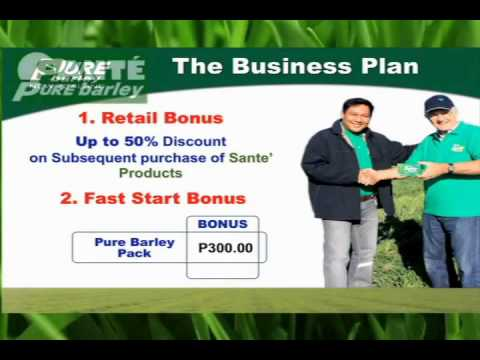 Sante barley products price,package.barley points,business talk...