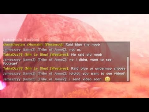 Ark Official - Raiding Westeros Tek Base With a Pte