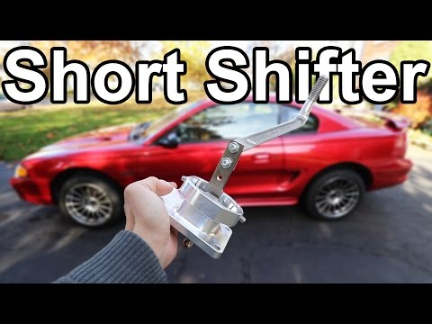 Thumbnail: How to Install a Short Throw Shifter