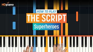 """""""Superheroes"""" by The Script 