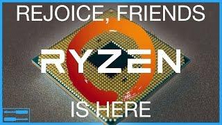 Ryzen 7 1700X: The new sweet spot CPU?