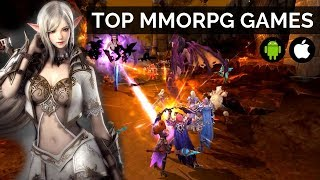 Top 5 Best MMORPG Android Games 2018