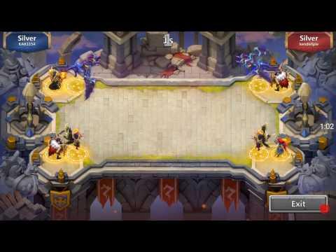 Castle Clash - Squad Showdown Day 3