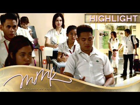 MMK Episode: Student-mother