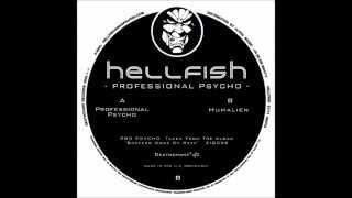 Deatchant 41   Dj Hellfish   A   Professional Psycho   2002