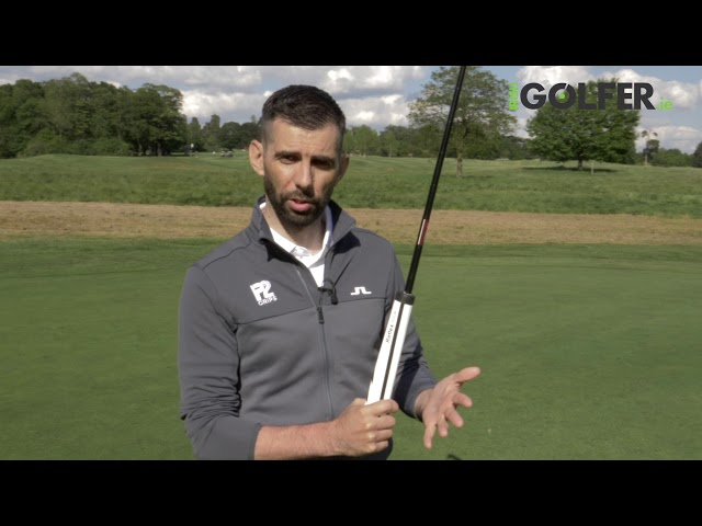 Enda McLaughlin - The science behind P2 Putting Grips