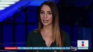 Las fuertes lluvia por el huracán Sergio provocan inundaciones | Noticias con Ciro