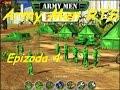 ARMY MEN RTS | Epizoda 4 | 5+6 mise | Mravenci a stanoviště Stůl