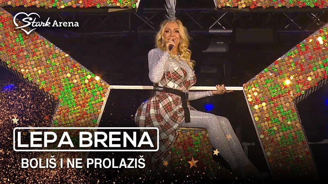 Lepa Brena - Bolis i ne prolazis - (LIVE) - (Stark Arena 20.10.2018.)
