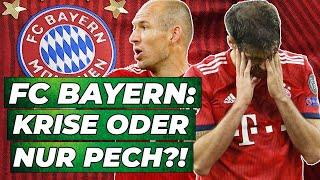 FC Bayern: So schlimm ist die Krise wirklich! |Analyse