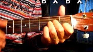РОЖДЕСТВО - Молодость Тональность (Аm) Песни под гитару(Разбор песни на гитаре аккорды, бой, текст подробно на сайте http://samouchkanagitare.ru/?p=3786 guitar lessons http://www.youtube.com/user/alla5326., 2013-09-04T21:46:05.000Z)