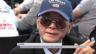 Poker : 120 joueurs à Magny-les-Hameaux