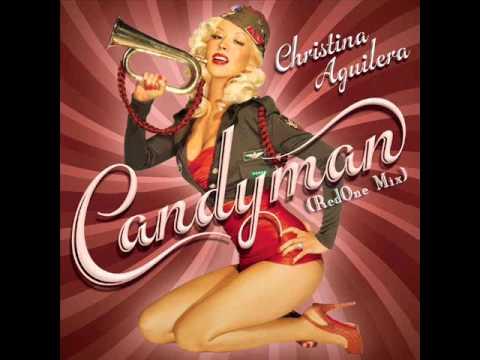 Christina Aguilera - Candyman (RedOne Mix)