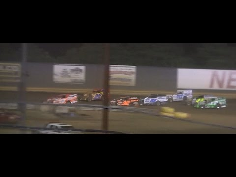 New Egypt Speedway Mighty Modifieds 7 2 2016 Feature 2