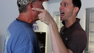 PSYCHO DAD FIGHTS BRIAN!