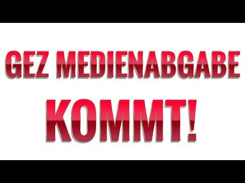 GEZ Medienabgabe - Erweiterung des Rundfunkbeitrag kommt