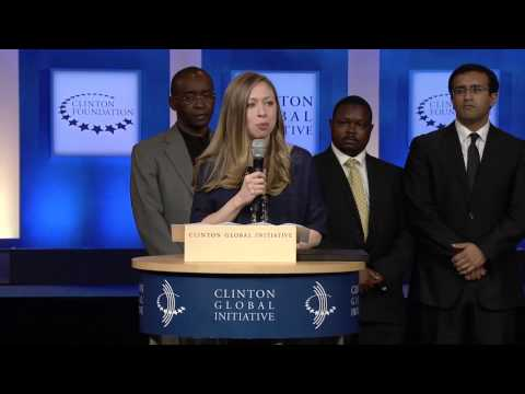 Commitment Announcements: Ebola Response - CGI 2014 Annual Meeting