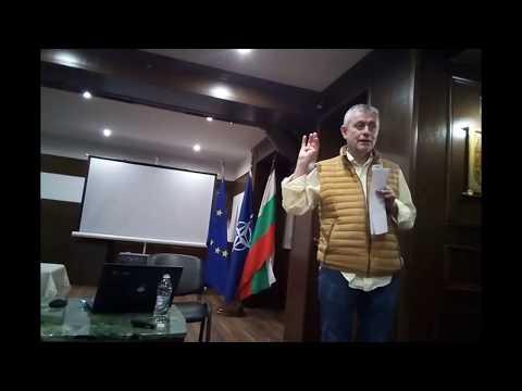 06/06/2017 Dr  Solomon Passy, Director of Atlantic Club of Bulgaria