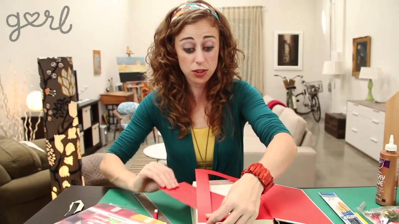 DIY SecretStorage Book Box Do It Gurl YouTube