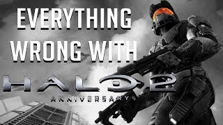 GamingSins:  Everything Wrong with Halo 2 (Anniversary)
