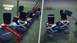Pikemen Charge - Line Battle and More! (ROBLOX Blood & Iron)