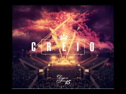 Vinho Novo - Diante do Trono 15 (CD Creio)   Lançamento 2012