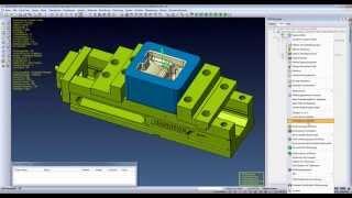 VISI Machining - Webinar ''Allgemein Grundeinstellungen''