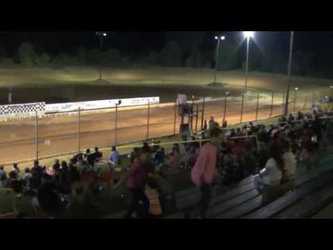 Southern Vintage Racing Association Heat Races at Southern Raceway 9/10/16