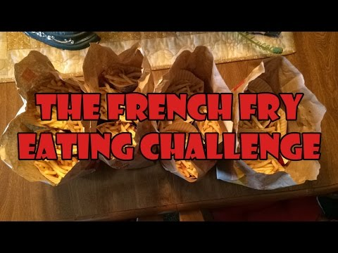 The Fry Eating Challenge