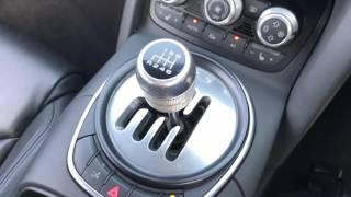2008 Audi R8 4.2 V8 Manual Walkaround