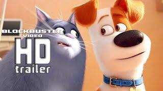Тайная жизнь домашних животных 2 — Трейлер на Русском [2019]