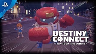 Destiny Connect: Tick-Tock Travelers - A Guide to Odd Times | PS4
