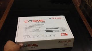 Cp Plus HD DVR Unboxing And Review In Hindi | Cctv Camera Full Combo | Thetechtv