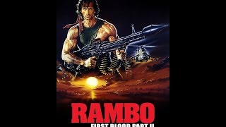 Rambo: First Blood Part II (1985) Movie Review - A Quintessential Action Film