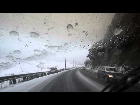 =SNOW in Wellington!!= State Highway 58 -15.AUG.2011-