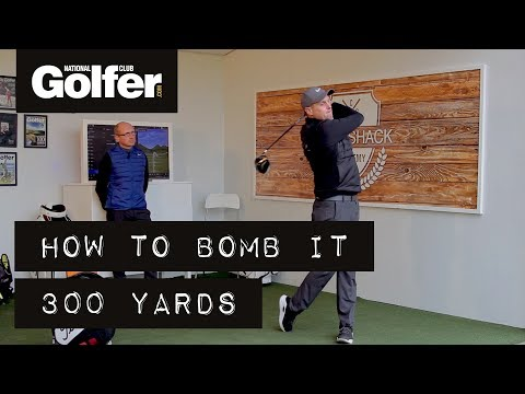 How to get maximum distance with your driver