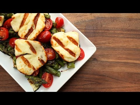 3 Grilled Salad Recipes | Good to Grill