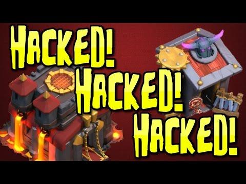 CLASH OF CLANS HACKED! UNLMITED TROOP HACK! Clash of Clans Public Server Hack!