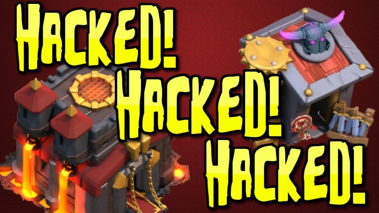 coc troop hack