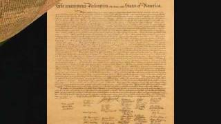Declaration of Independence Celebrated in Song - UNIQUE!